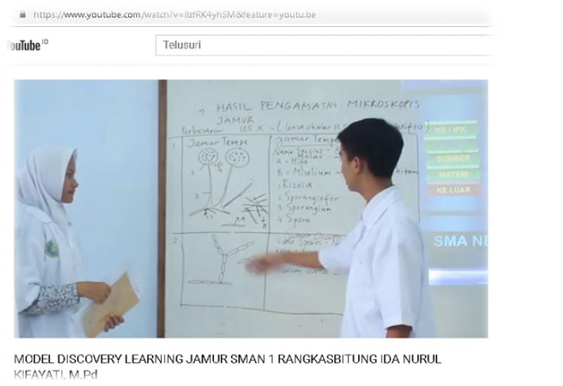 Menyusun Laporan Bukti Dupak Karya Inovatif Video