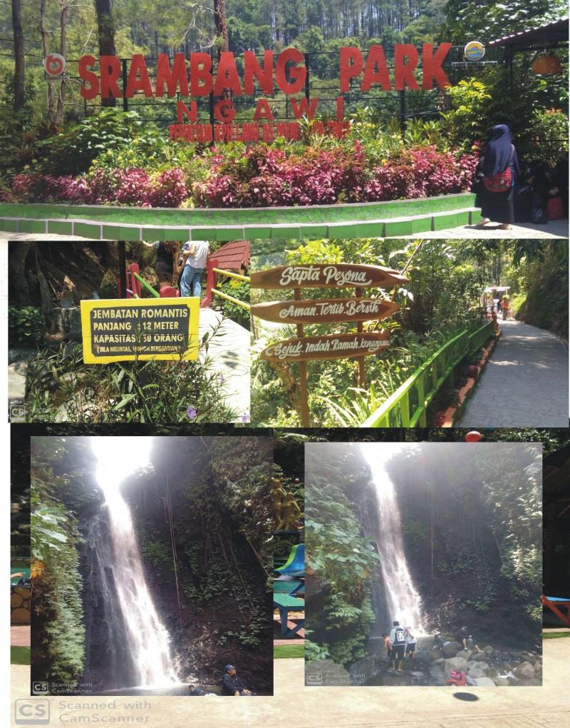 Srambang Park Kabupaten Ngawi Jawa Timur