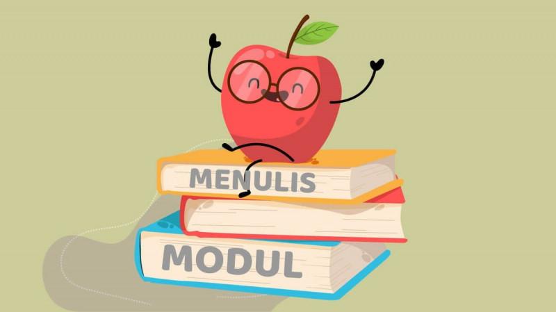 Modul Untuk Pembelajaran Jarak Jauh Dan Kenaikan Pangkat